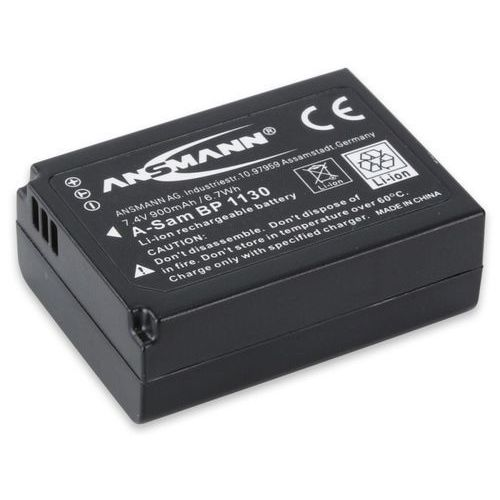 Ansmann Akumulator do samsung a-sam bp 1130 (900 mah)