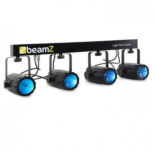Zestaw efektów świetlnych LED Beamz Light Set 4-Some 5-częśc