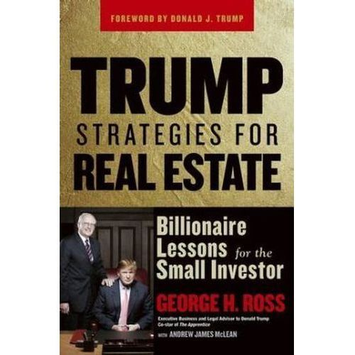 Trump Strategies for Real Estate (9780471774341)