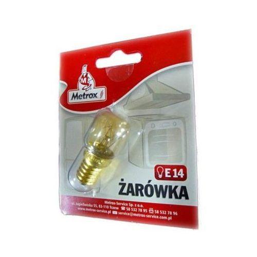 Żarówka METROX do piekarnika E14 15W/230V (5908230161100)