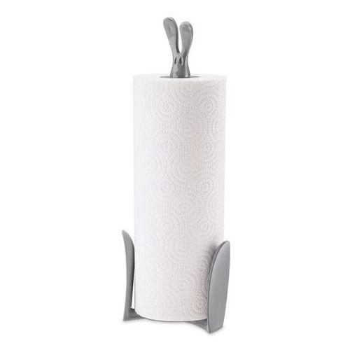 Koziol Stojak na ręczniki papierowe roger szary