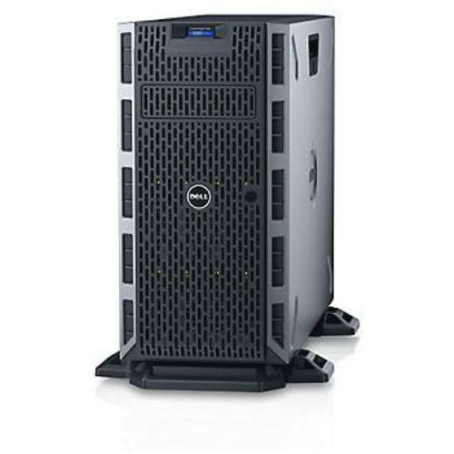 """Serwer t330 intel xeon e3-1220v6 4-core 3.0ghz / ram 8gb ddr4 / obudowa na 8xhdd 3,5"""" / sprzętowy raid5 h330 sas/sata / 3ynbd marki Dell"""
