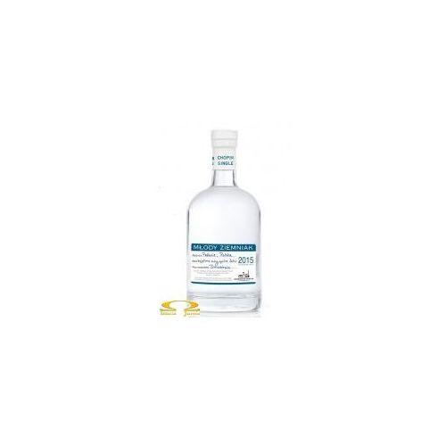 Wódka Młody Ziemniak 2015 miniaturka 0,05l, 746F-86796