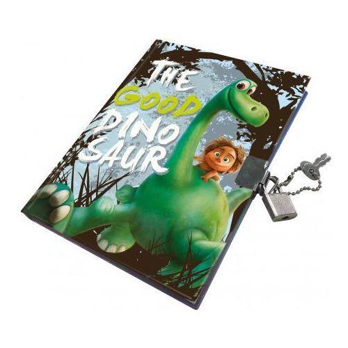 Pamiętnik na kłódkę Dobry Dinozaur, produkt marki The Good Dinosaur