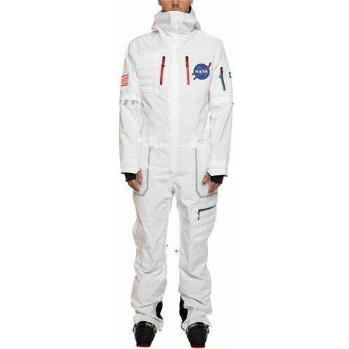 kombinezon 686 - Mns Nasa Exploration Coverall White (WHT) rozmiar: XL