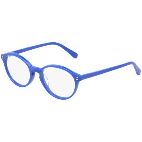 Stella mccartney Okulary korekcyjne sk0007o kids 004