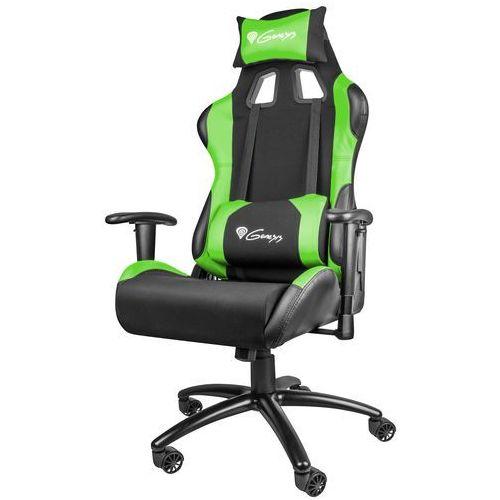 Fotel dla gracza nitro 550 black-green marki Genesis