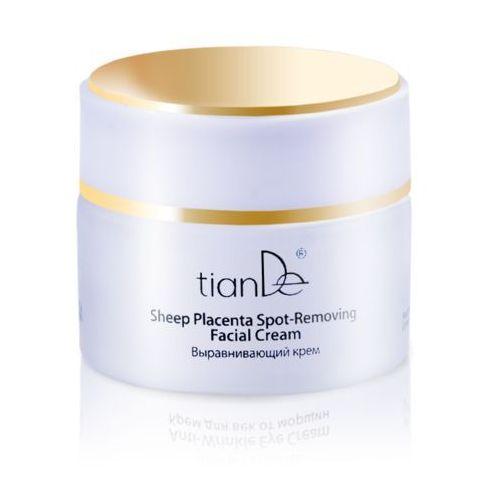 Krem regenerujący przeciwzmarszczkowy do twarzy na bazie placenty, TianDe (na noc), 50 g., td-10303