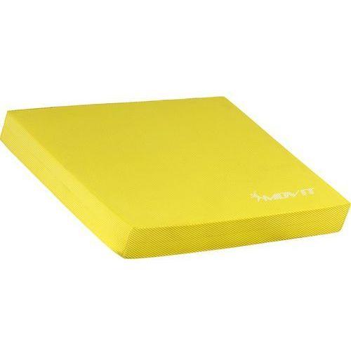 ŻÓŁTA MATA PLATFORMA PODKŁADKA DO ĆWICZEŃ RÓWNOWAŻNYCH - Żółty (20040468)