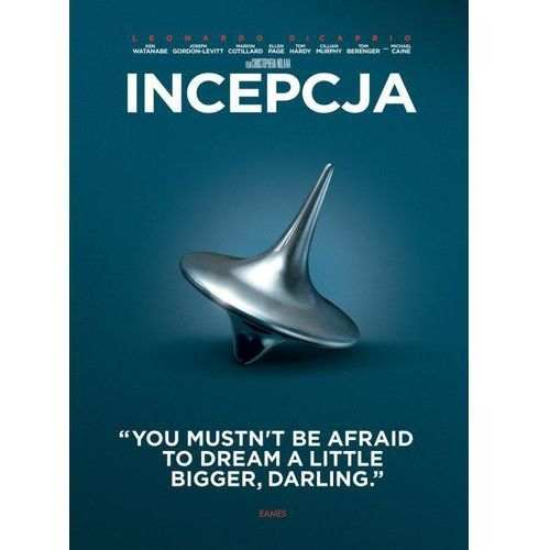 Christopher nolan Incepcja (dvd) iconic moments (płyta dvd)