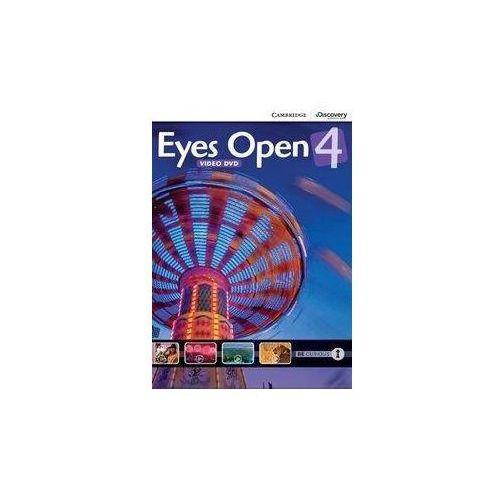 Eyes Open 4 Video DVD (Płyta DVD) (9781107467873)