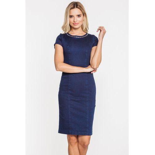 bb15f1c6 Sukienka jeansowa - sprawdź!