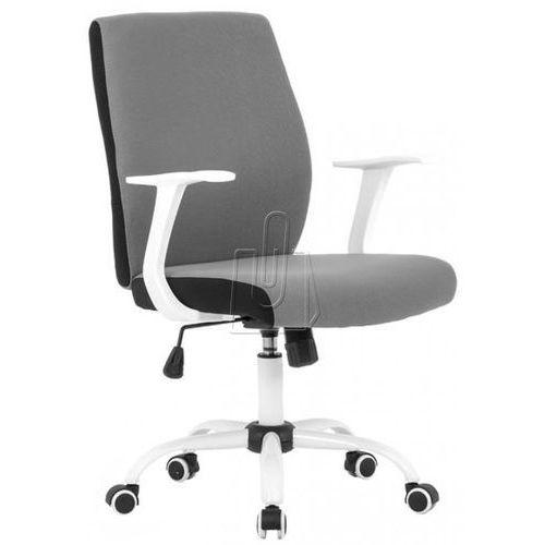 Halmar Fotel pracowniczy combo popielaty - gwarancja bezpiecznych zakupów - wysyłka 24h