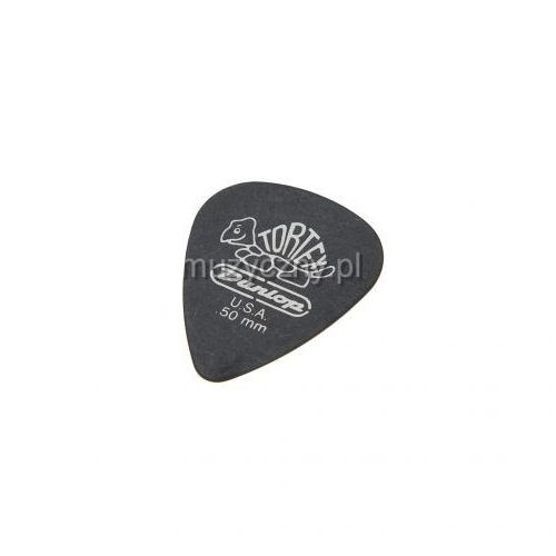 Dunlop 488P Tortex Pitch Black kostka gitarowa 0.50mm