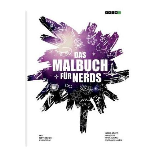 Das Malbuch für Nerds (9783668281493)