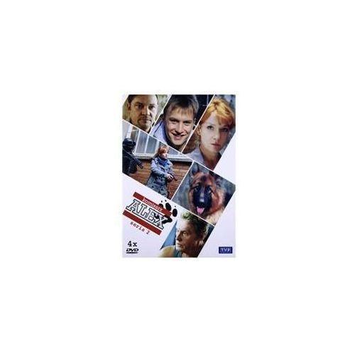 Komisarz Alex. Seria 2 (4 DVD) (5902600068044)