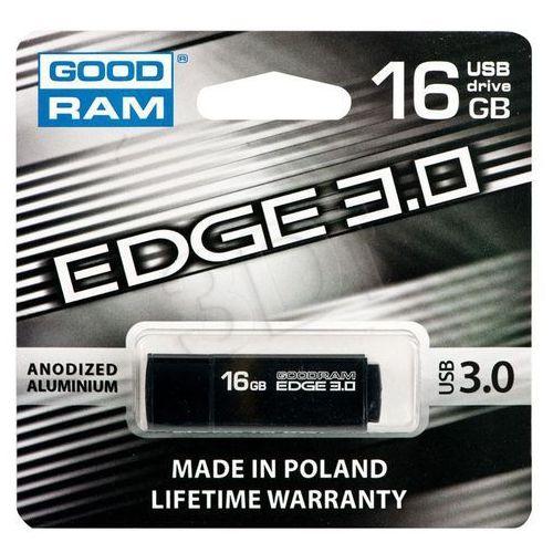 GOODRAM FLASHDRIVE 16GB USB 3.0 EDGE BLACK - produkt z kategorii- PenDrive