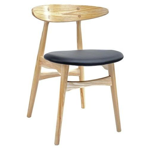 Krzesło RETRO WS-105.NATURAL - King Home - Sprawdź kupon rabatowy w koszyku