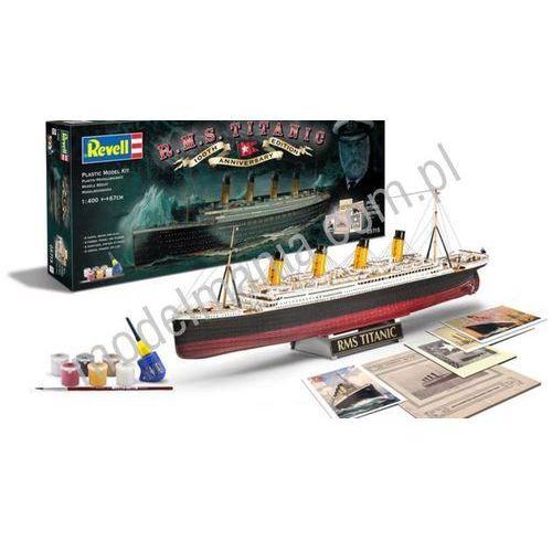 """Transatlantyk RMS """"Titanic"""" (z farbami) Revell 05715"""