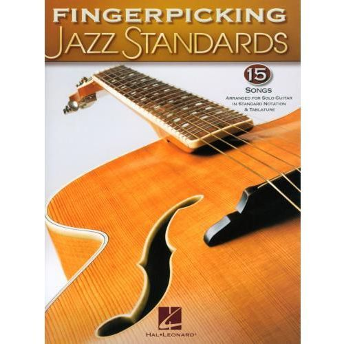 PWM Różni - Fingerpicking Jazz Standards. 15 jazzowych standardów zaaranżowanych na gitarę solo