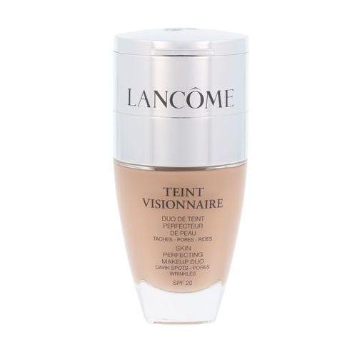 teint visionnaire podkład i korektor spf 20 odcień 010 beige porcelaine (skin perfecting makeup duo spf 20) 30 ml marki Lancôme