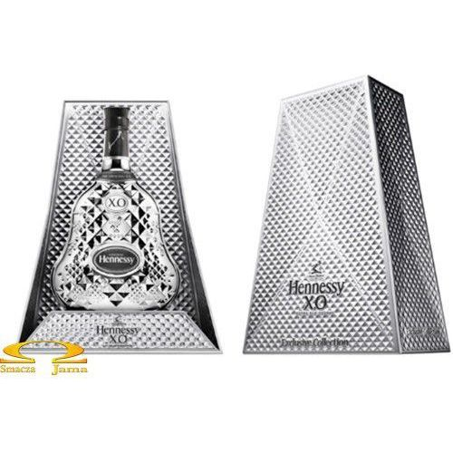 Koniak hennessy xo exclusive collection silver 0,7l marki Jas hennessy & co.