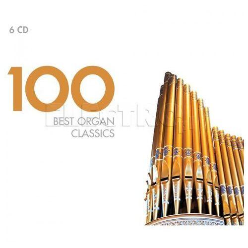 Empik.com 100 best organ classics - różni wykonawcy (płyta cd) (5099943324521)
