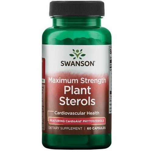 Kapsułki Swanson CardioAid Beta Sitosterol 60 kapsułek