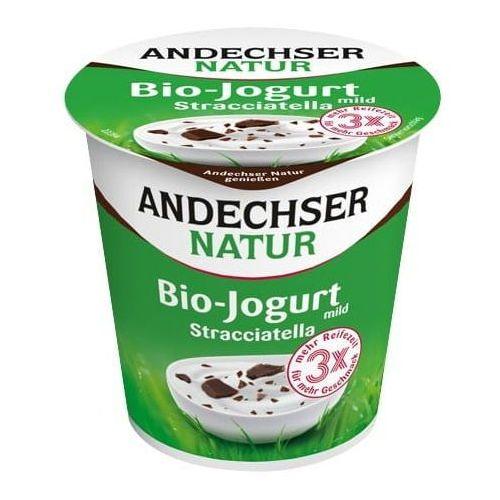 Jogurt stracciatella 3,7% BIO 150 g Andechser Natur