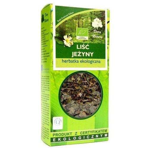 Liść Jeżyny Herbatka Eko 25 G - Dary Natury