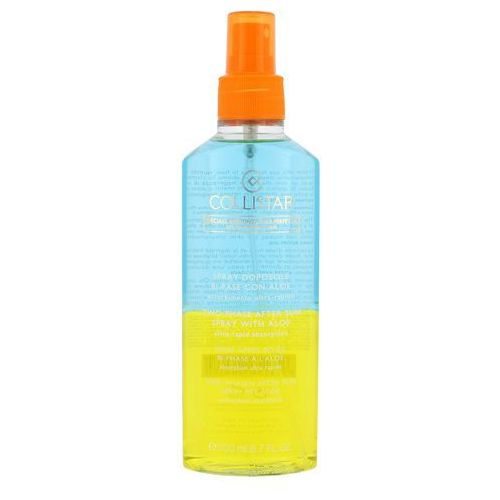 Collistar After Sun olejek do ciała po opalaniu (Two-Phase After Sun Spray With Aloe) 200 ml (8015150260374)