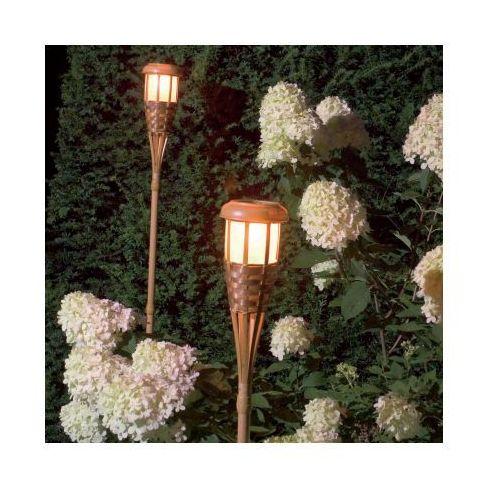 Lampa ogrodowa RGB LED - pochodnia - 4 szt. - produkt z kategorii- lampy ogrodowe