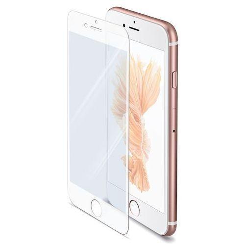 Szkło hartowane CELLY GLASS701WH do iPhone 6+/6S+ Biały (8021735713609)