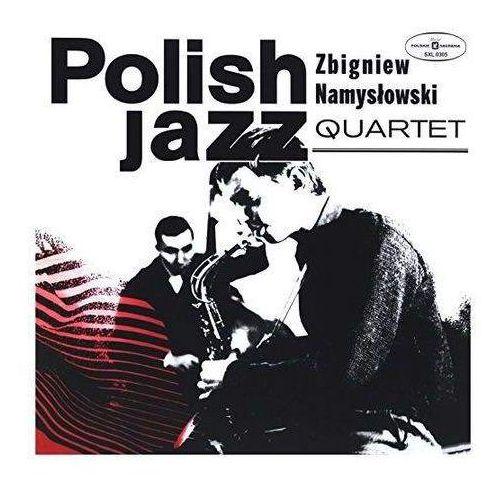 Warner music Zbigniew namysłowski quartet - zbigniew namysłowski quartet (polish jazz)(winyl)
