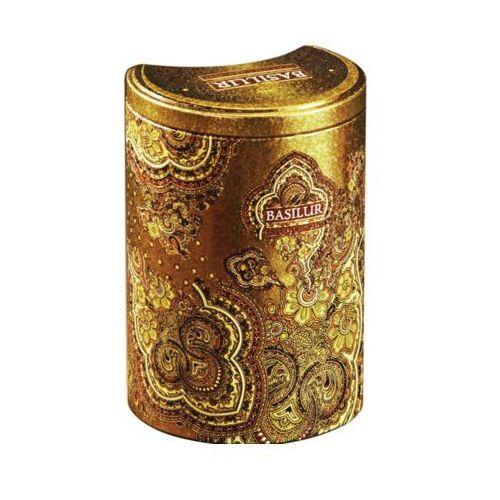 Basilur 70225 100g golden crescent puszka herbata czarna liściasta