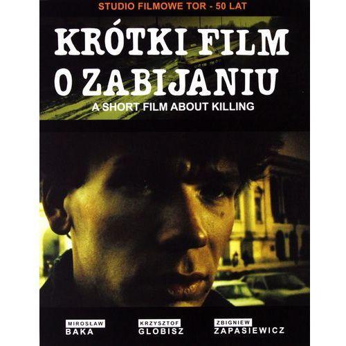 Krzysztof kieślowski Krótki film o zabijaniu (dvd) (5903018620169)