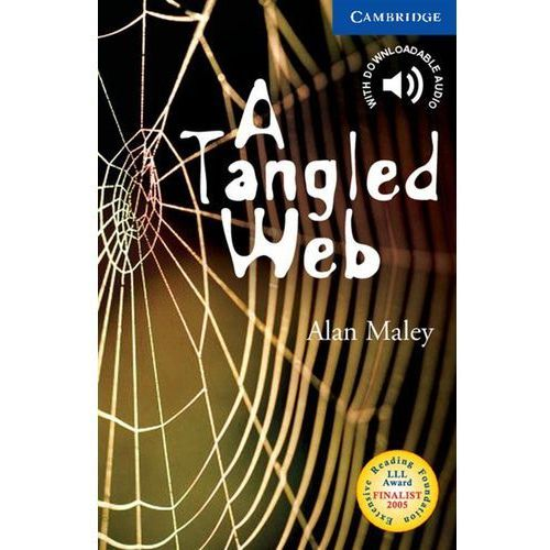 A Tangled Web. Cambridge English Readers 5, oprawa miękka