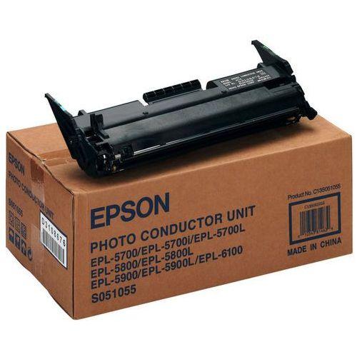 Wyprzedaż oryginał bęben światłoczuły s051066 do epson epl5700 epl5700l epl5800 epl5800l | 20 000 str. | czarny black, pudełko otwarte marki Epson