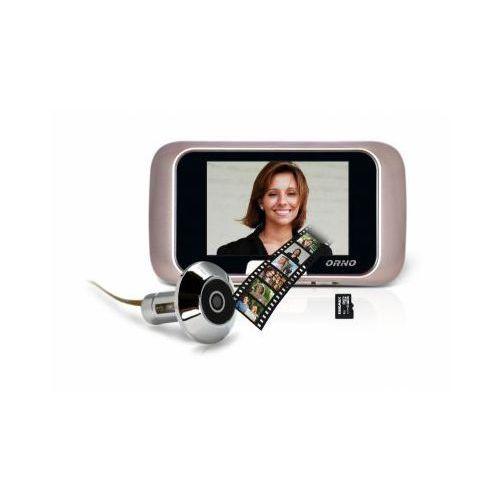 """Kamera Ukryta w Wizjerze (judaszu) + Kolorowy Monitor z LCD 2,8"""" + Zapis Obrazu., 590777331182"""