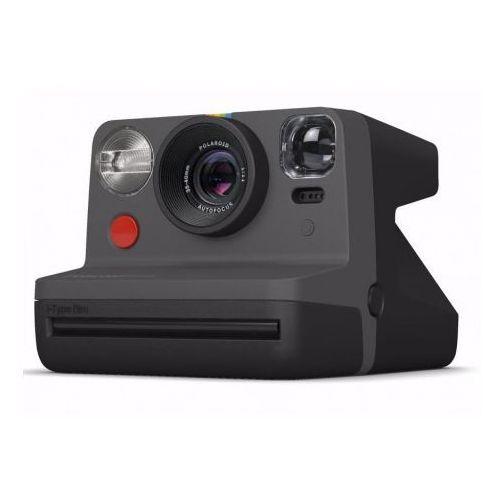 Polaroid Now Black I-type czarny aparat na wkłady serii 600 oraz I-Type