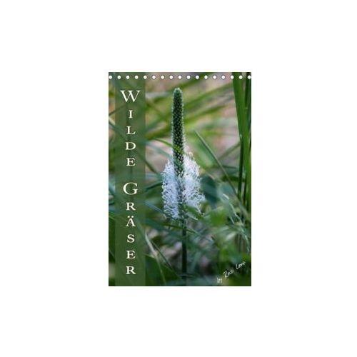 Wilde Gräser / Geburtstagskalender (Tischkalender immerwährend DIN A5 hoch)