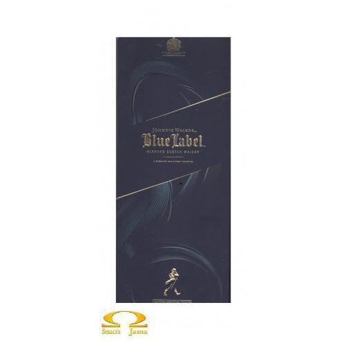 Whisky blue label symphony in blue 0,7l marki Johnnie walker