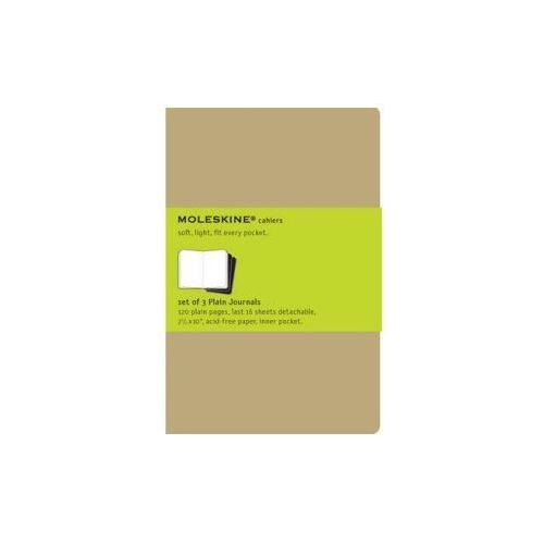 Moleskine Plain Cahier XL