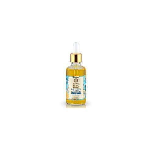 Natura siberica , rokitnikowy olejek do włosów osłabionych i zniszczonych, 50ml