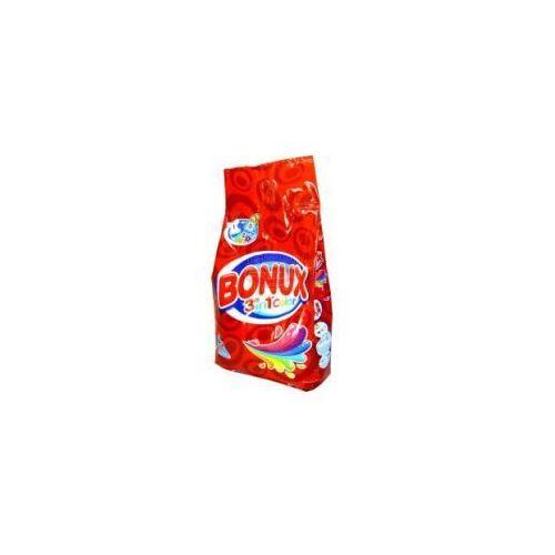 PROSZEK DO PRANIA BONUX 4,2 KG(60 prań) KOLOR (proszek do prania ubrań)