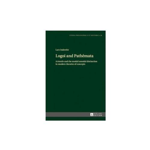 Logoi and Pathemata