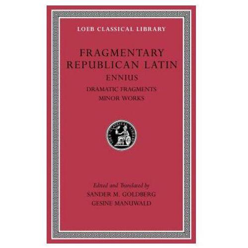 Fragmentary Republican Latin, Volume II (9780674997141)