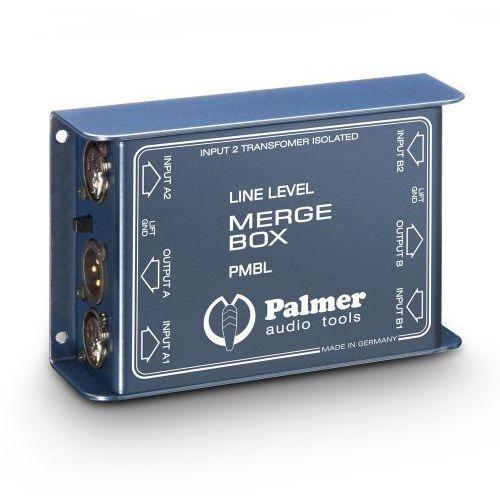 pro pmbl 2-kanałowy sumator sygnału liniowego, pasywny marki Palmer