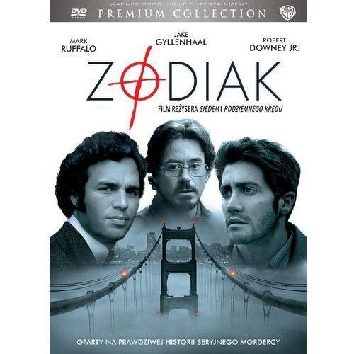 Zodiak Premium Collection (DVD) - David Fincher DARMOWA DOSTAWA KIOSK RUCHU