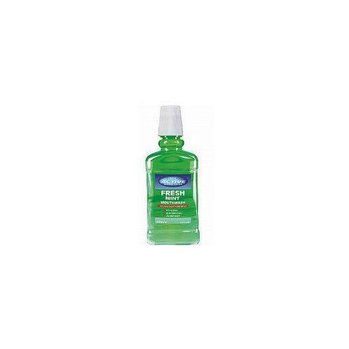 Active Fresh Mint - Swieża Mięta - Płyn Do Płukania - 500ml (lek Pozostałeleki i suplementy)